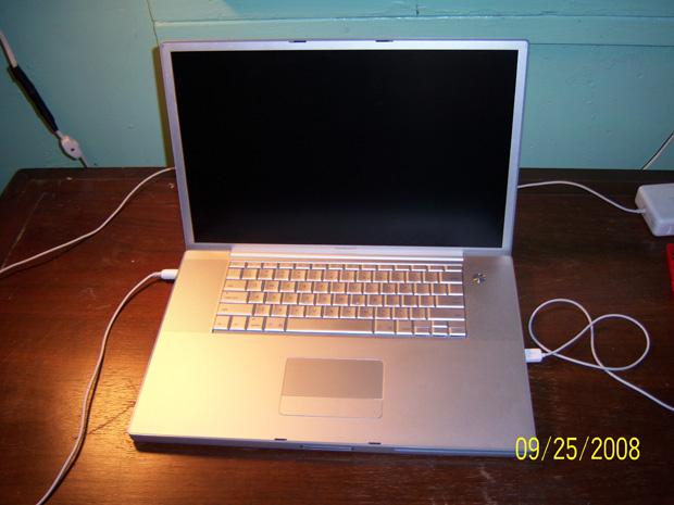 apple os x laptop user 39 s log macbooks powerbooks ibooks and more. Black Bedroom Furniture Sets. Home Design Ideas
