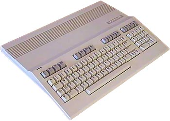 Commodore 128 computer system