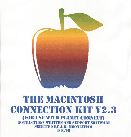 Cover for the Mac Connection Kit