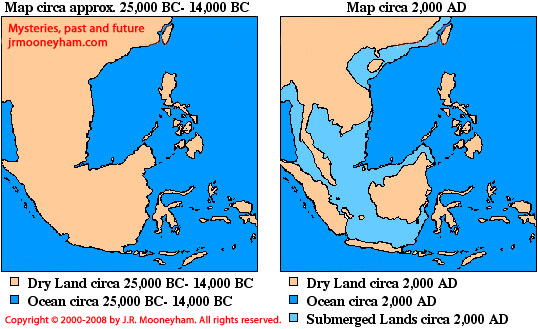 Image result for Atlantis was in Southeast Asia